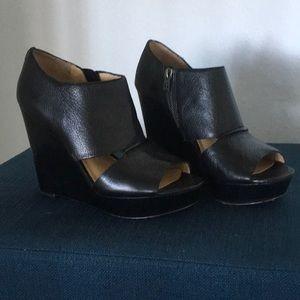 Coach platform sandals - 8.5